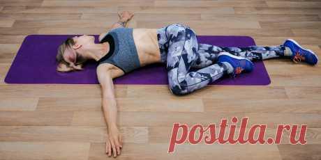 15 простых и полезных упражнений из йоги, которые легко повторить - Лайфхакер