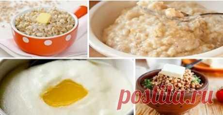 As it is correct to cook porridges. Unique councils! Keep not to lose