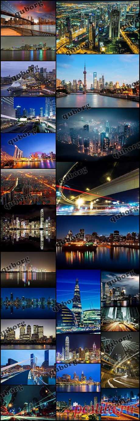Stock Photos - Night Cities Collection » RandL.ru - Все о графике, photoshop и дизайне. Скачать бесплатно photoshop, фото, картинки, обои, рисунки, иконки, клипарты, шаблоны.