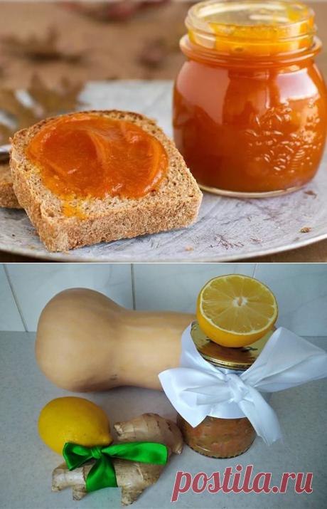 Варенье тыквенное без варки – рецепт на зиму | Любимая Дача | Яндекс Дзен