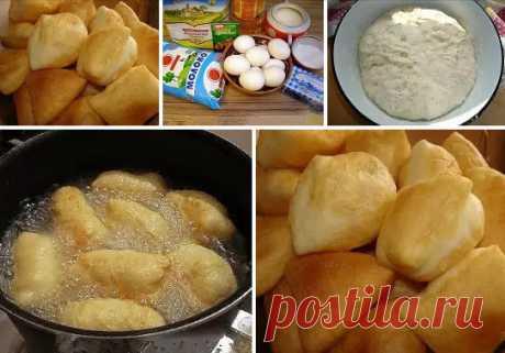 Казахские баурсаки - Приготовим вкусно