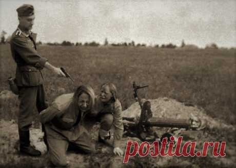 Негласный военный кодекс Великой Отечественной войны