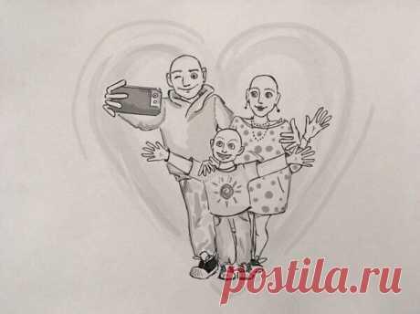 Как вести себя с родственником или другом, у которого обнаружили рак?   ШБмнк   Яндекс Дзен