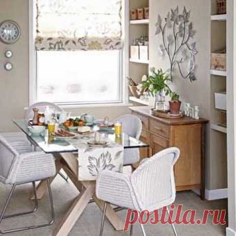 Стильные кухни: размещаем кухонный стол | Мой дом