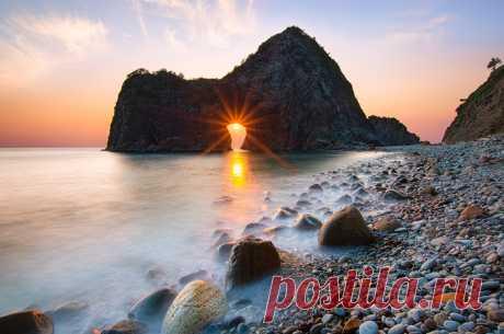 Закаты над водой Tommy Tsutsui