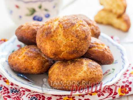 Печенье «Сникердудль» — рецепт с фото Очень вкусное и ароматное печенье на сливочном масле. Сначала будет мягким, но по мере остывания станет очень даже рассыпчатым.