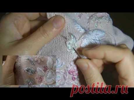 Вышивка гладью по трикотажу - запись пользователя Наталья (Наталья) в сообществе Вышивка в категории Другие виды вышивки