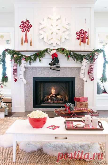 Цветовые решения для новогоднего декора вашего дома