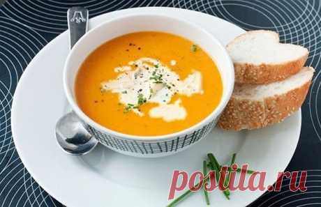 Тыквенный суп — Мегаздоров