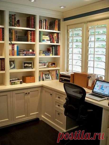40+ советов по дизайну домашнего офиса - decoryourhomes.com  #decoryourhomescom #дизайну #Домашнего #офиса #по #советов