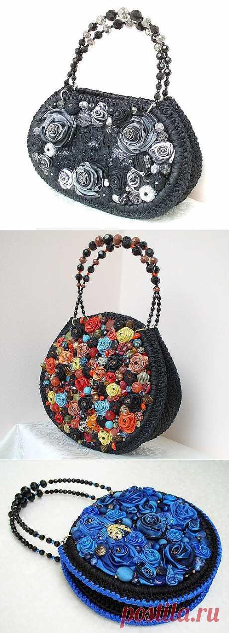 Винтажные сумочки от Мурочки.