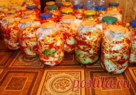 Кимчи — Бабушкины секреты