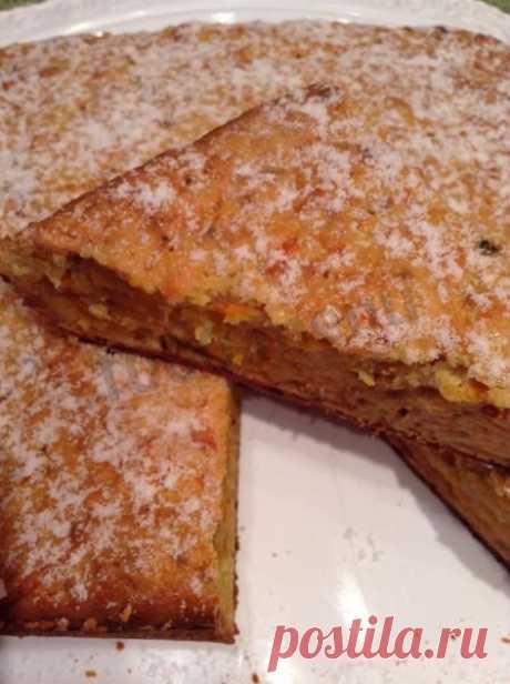 Бабка из тыквы рецепт с фото пошагово - 1000.menu