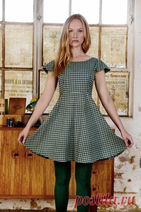 Скачать выкройку Платье Размеры 8-18 usa в PDF бесплатно Выкройка Платье Размеры 8-18 usa в ПДФ, скачайте пошаговую инструкцию бесплатно, сшить Платье Размеры 8-18 usa своими руками.