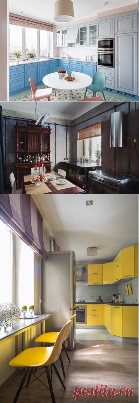 Подоконник на кухне: 5 идей его использования | Свежие идеи дизайна интерьеров, декора, архитектуры на InMyRoom.ru