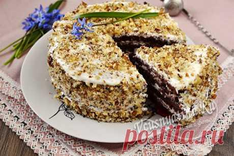 Торт в микроволновке за 10 минут, самый вкусный и бюджетный рецепт