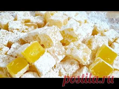 Рахат-ЛУКУМ / Lokum/Турецкая кухня