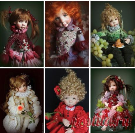 Куколки Тимофеевой Ольги