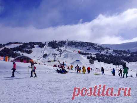 Для любителей горных лыж, отдых в Андорре | Блог хозяйки-душечки