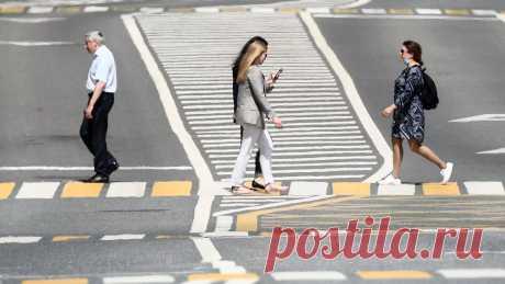 В ГИБДД разъяснили штрафы водителям за нарушения на пешеходных переходах - РИА Новости, 13.10.2020