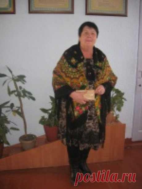 Любовь Юркова