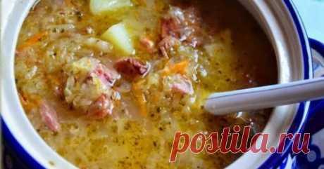 Рецепт ароматного и очень вкусного капустняка, которые готовили запорожские казаки