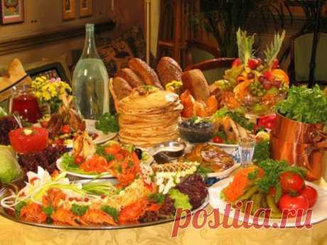 Как относятся иностранцы к русской еде?