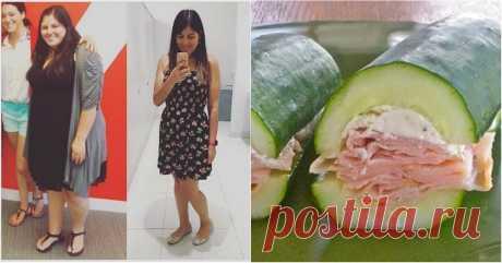 Боялась потолстеть, а в итоге похудела! Еда, которая угнетает аппетит.