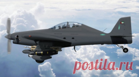 Modern counterguerilla planes. Part 2