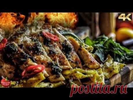 BEST PESTO PASTA - EXTREMELY TASTY!!!