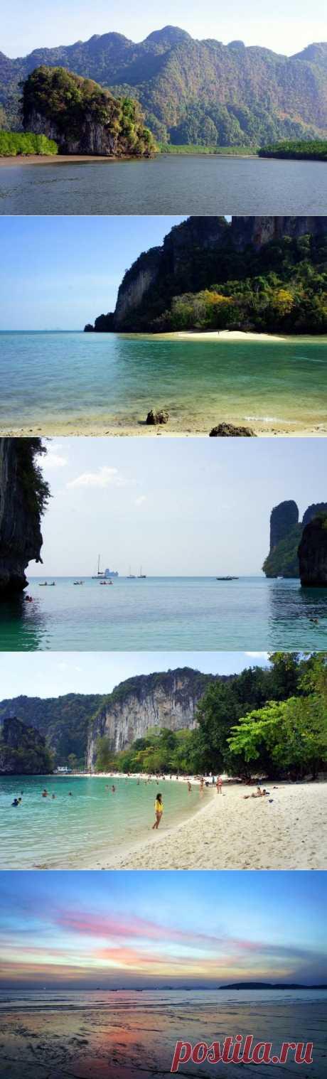 Потрясающие пляжи / Туристический спутник