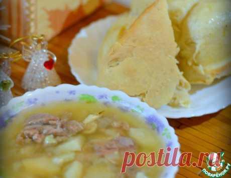 "Суп ""Пашкет"" – кулинарный рецепт"
