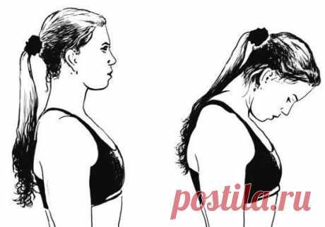 LA GIMNASIA PARA EL CUELLO. \u000d\u000a \u000d\u000a1) 30 veces sacar por la lengua de la barbilla. Este ejercicio aprieta sheynuyu el músculo y libra del ronquido. \u000d\u000a2) adelantar la mandíbula inferior lejos adelante. Este ejercicio también para podtyagivaniya los músculos y la liberación del ronquido. \u000d\u000a3) los bordes de las dos manos (con sotorony del dedo índice) por turnos golpear ligeramente por podborodochnoy al músculo. \u000d\u000a4) la palma de la mano derecha abrazar el puño izquierdo y nadav