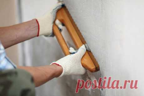 As it is correct to plaster walls the hands … I note! \u000aAll works at construction and repair need to be carried out carefully, with skill. Mistakes when putting plaster can lead to not really joyful results. Therefore it is necessary to be prepared at first …
