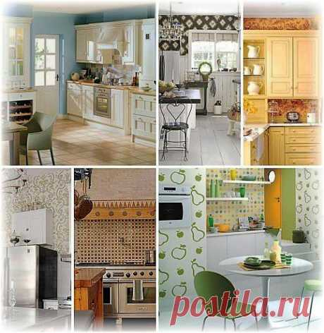 Отделка стен кухни разными материалами. Какой выбрать? | Наш уютный дом