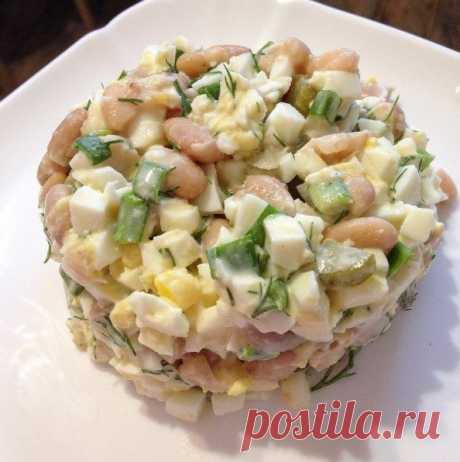 Интересные новости     Очень вкусный и простой салат