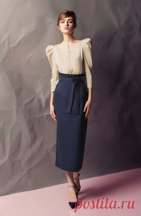 Женская мода: AG Green, осень-зима 2016-2017