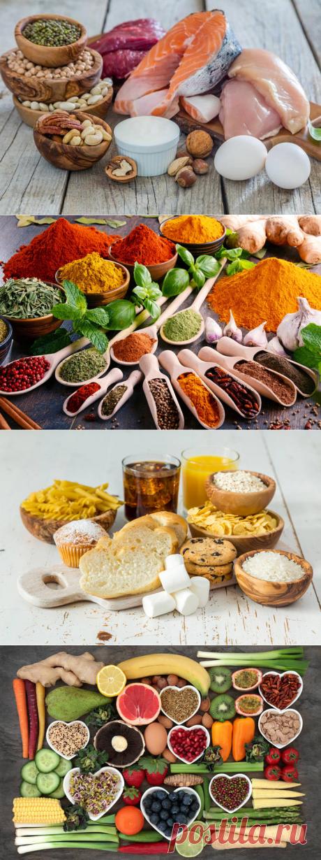 4 правила питания при проблемной коже