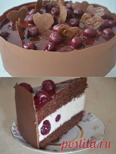 MY FOOD или проверено Лизой: Торт на день рождения - мой самый лучший торт! Автор: Елизавета Лазарева