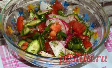 Весенний салат со стручковой фасолью. (Для поднятия иммунитета) | Рецепты от Димдимыча | Яндекс Дзен