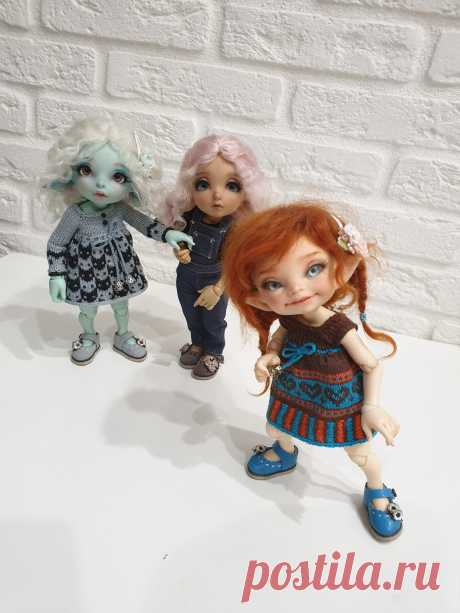 А у меня живут Реалфи / Fairyland, ФэйриЛэнд / Бэйбики. Куклы фото. Одежда для кукол