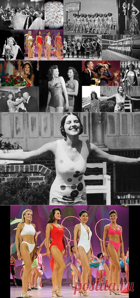 Мисс Америка тогда и сейчас : НОВОСТИ В ФОТОГРАФИЯХ