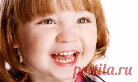 Прорезывание зубов у детей: последовательность до года | Традиционные и народные методы лечения