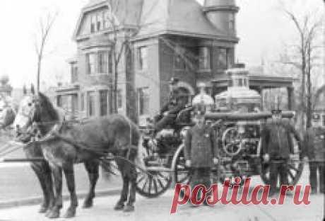 Сегодня 27 марта в 1841 году Опробована первая паровая пожарная машина