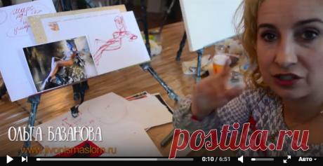 Видеозаписи Живопись маслом. Мастер-класс: картина за 1 день | ВКонтакте