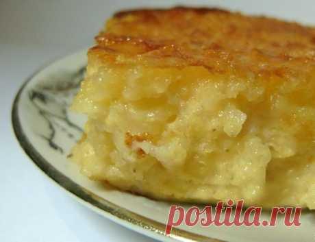 Tasty pshennik with taste of baked milk and raisin, fine alternative to milk porridge!