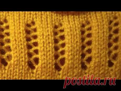 Knitting pattern in knitting machine #132(निटिंग मशीन में निटिंग डिजाइन#132)