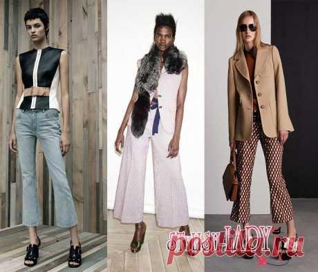 Модные тенденции весна - лето 2016, полный фото - обзор супер клеш