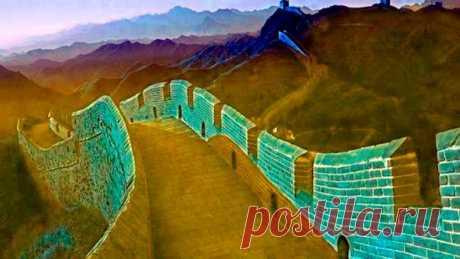 Великую китайскую стену построили РУССКИЕ! Сенсационное открытие археологов   https://tainoe.info/velikuyu-kitayskuyu-stenu-postroil..