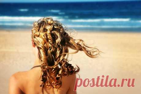 Советуют эксперты: как правильно ухаживать за волосами летом в домашних условиях?